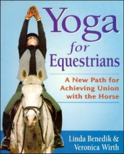Yoga for Equestrians book
